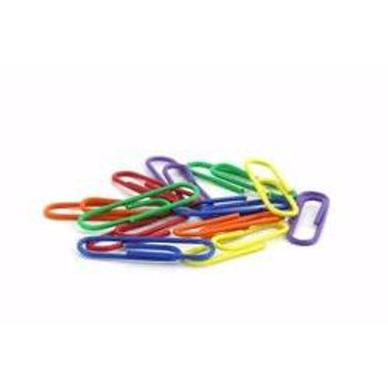 Color Paper Clip - 100 Pcs X 5 Packs