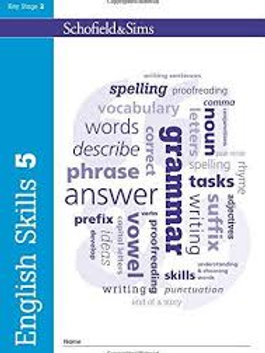 English Skills Book 5