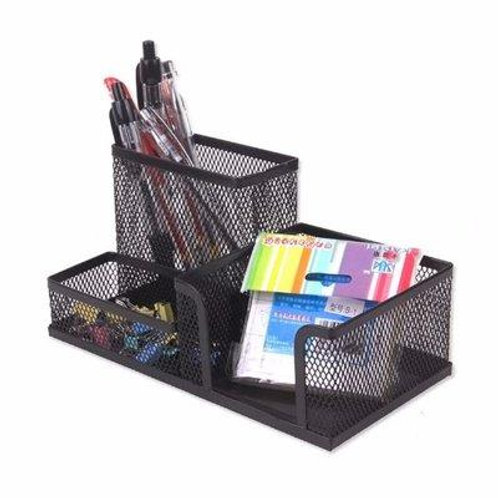 3-Compartment Mesh Holder