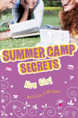 New Girl (Summer Camp Secrets)