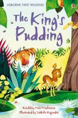 King's Pudding (2.3 First Reading Level Three (Red))