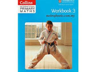 Collins International Primary Maths – Workbook 3