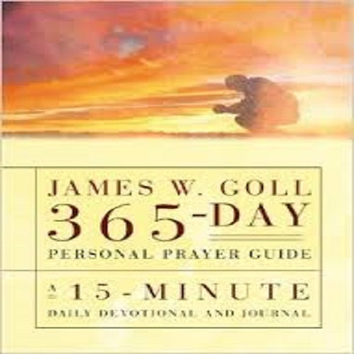365 Day Personal Prayer Guide