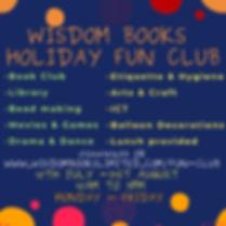 Copy of Wisdom Books Holiday Fun club.jp