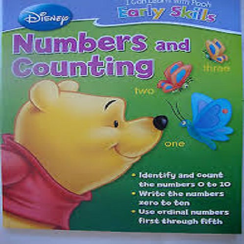 Disney Learning Numbers and Counting