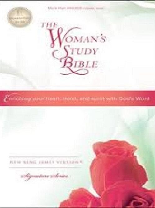 The Woman Study Bible