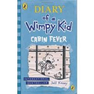 DIARY OF A WIMPY KID - Cabin Fever (book 6)