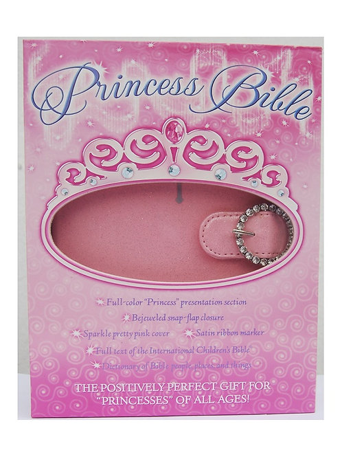 Princess Bible: Pink - International Children's Bible (Compact Kids)