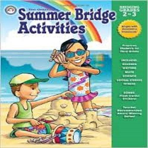 Summer Bridge Activities Grades 2 - 3
