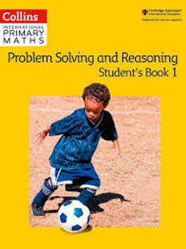 Collins International Primary Maths Student's Book 1