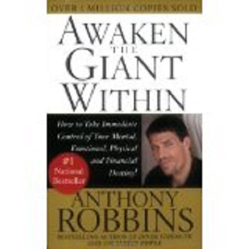 Awaken the Giant Within : How to Take Immediate Control of Your Mental,CD