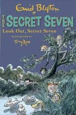 Look Out, Secret Seven (The Secret Seven #14)