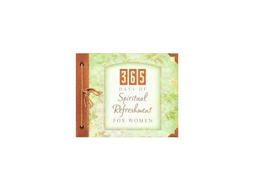 365 Spiritual Reflections for Women Daily Devotional