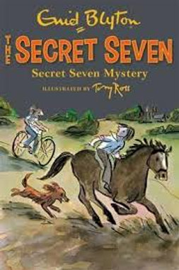 Secret Seven Mystery (The Secret Seven #9)