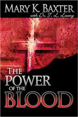 The Power of the Blood (Baxter)