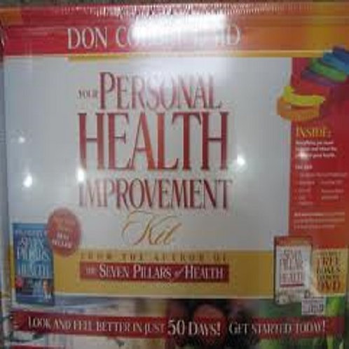 Your Personal Health Improvement Kit