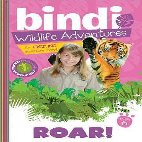 Roar!: A Bindi Irwin Adventure (Bindi's Wildlife Adventures)