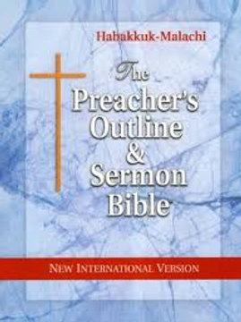 The Preacher's Outline Matt-Rev(NIV)
