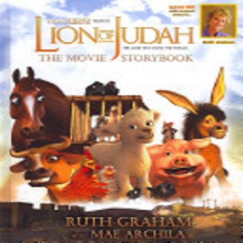 The Lion of Judah: The Movie Storybook Judah
