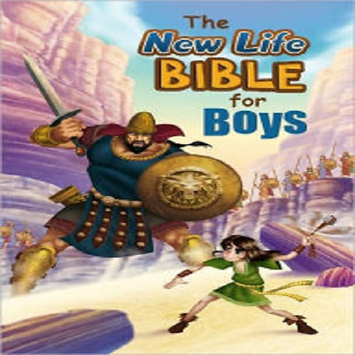The New Life Bible for Boys