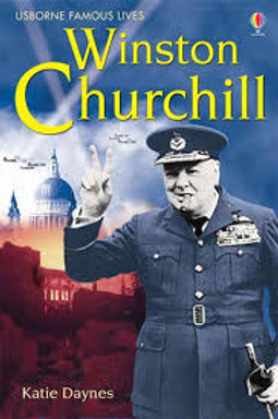 Winston Churchill (Famous Lives) (3.3 Young Reading Series Three (Purple)
