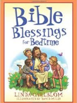 Bible Blessings For Bedtime