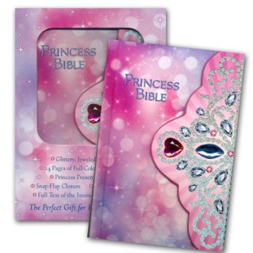 ICB Princess Bible-Tiara, Hardcover