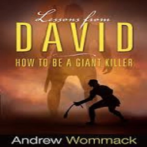 Lessons from David : How to be a Giant Killer
