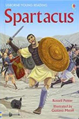 Spartacus (Usborne Young Reading: Level 2)