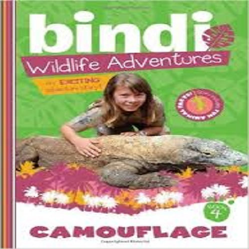 Camouflage: A Bindi Irwin Adventure (Bindi's Wildlife Adventures)