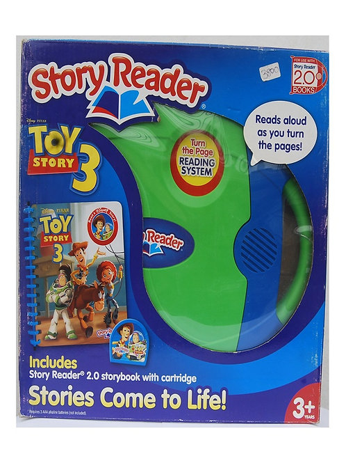 Story Reader 2.0 with Toy Story 3 Storybook