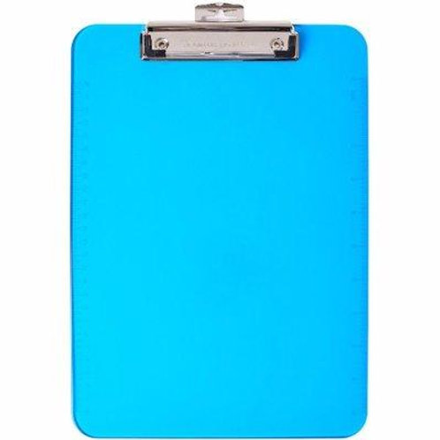 Transparent Clipboard with Ruler - Different colours