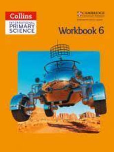 Collins International Primary Science - Student's Book 6