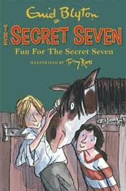 Puzzle for the Secret Seven (The Secret Seven #10)