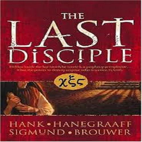 The Last Disciple Paperback