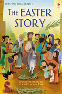 The Easter Story (Usborne Bible Tales)