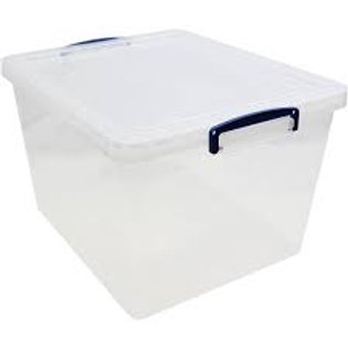 Plastic Storage Boxes And Units