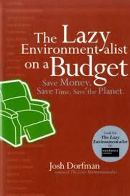 The Lazy Environmentalist on a budget