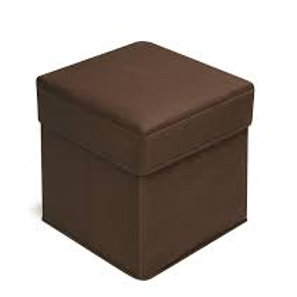 Storage Cube with Removable Lid