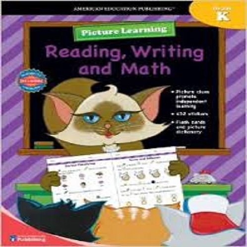 Picture Learning Reading, Writing and Math