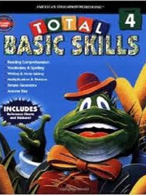 Total Basic Skills 4