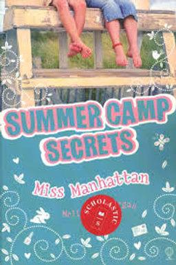 Miss Manhattan (Summer Camp Secrets # 1)