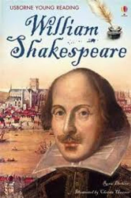 William Shakespeare (Usborne Young Reading Series)