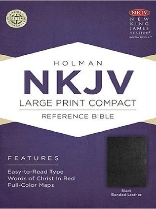 Holman NKJV Large Print Compact Reference Bible