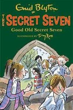 Good Old Secret Seven (The Secret Seven #12)