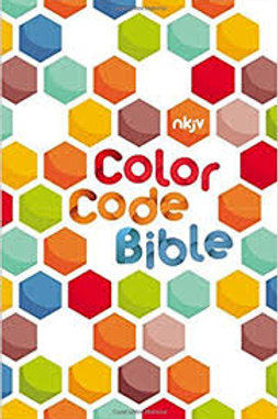NKJV Colour Code Bible