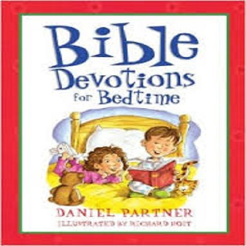 Bible Devotions For Bedtime