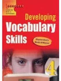 DEVELOPING VOCABULARY SKILLS BOOK-4