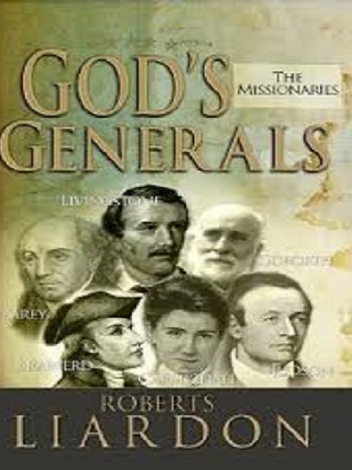 God's Generals: The Missionaries PC