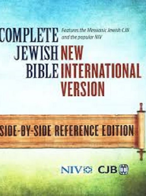 Complete Jewish Bible Paralle  New International Version Bible